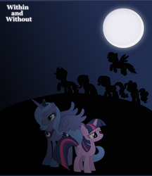 Within and Without eReader by jlryan