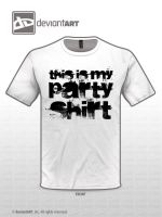PARTY SHIRT by neon05