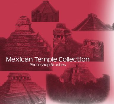 Temple Collection by redhead850