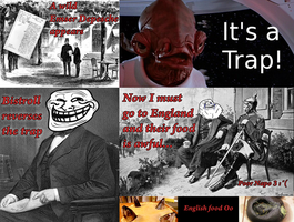 It is a trap Bistroll! by Arminius1871