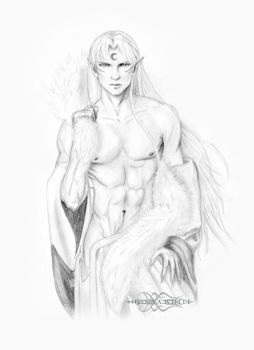 Sesshomaru by ShonnaWhite