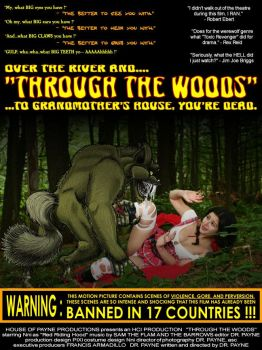 'Through The Woods' by DrPayne