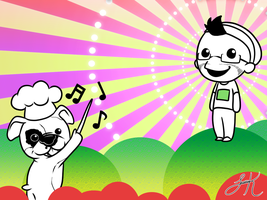 Sly - Rhythm Heaven Thumb by Leemak
