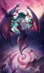 Morrigan, by Zolaida by Antsstyle