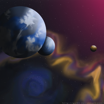 Planets by gal91