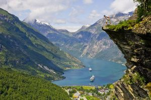 Geiranger by willbl