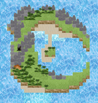 C Island HD from Startropics by Gale-Kun