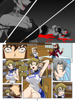 Duel University - ''Demon Tale'' Page 5 by LockdownTheDeath