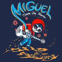 Miguel VS The Dead by liu-psypher