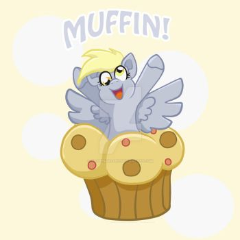 MUFFIN! by yoshimarsart
