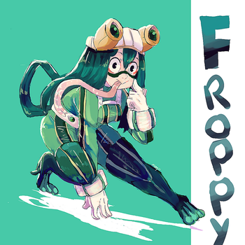 Froppy by Meeperous