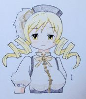 Mami Tomoe by Hurek