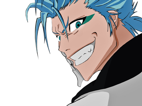 Grimmjow by forseasons
