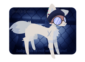 Emo Pup Woof Woof by Dead-On-Monday
