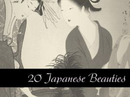 20+ Japanese Beauties by remittancegirl