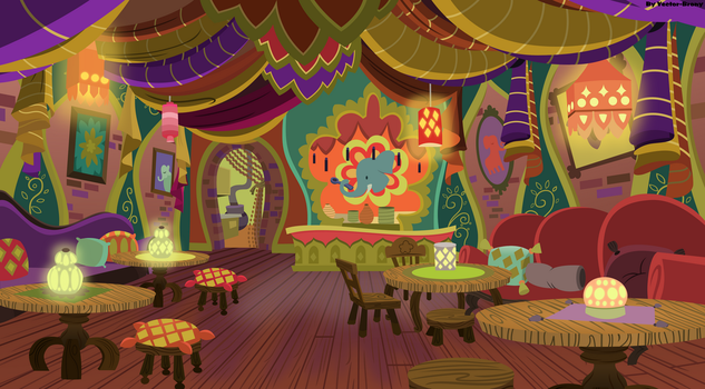 Tasy treats resturant by Vector-Brony