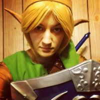 Cosplay: Link - Legend of Zelda by FullElven