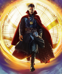 Doctor Strange - Fan Art 3 by AndromedaDualitas