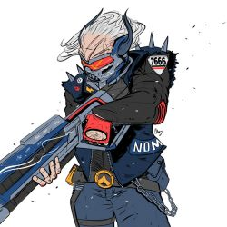 Soldier 7666 by C-CLANCY