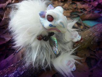 Frost Horned Bog Dragon - SOLD by dmbest