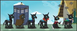 The 6 Masters by Goofycabal