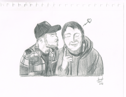 The Whatever Men : Bromance by TheWhateverMen