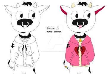 Cowner Cow by GlitchDestroyer3199