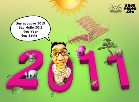 New Year New Style by uthi