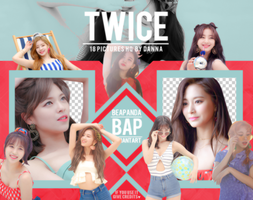 Pack Png 1191 // TWICE by BEAPANDA