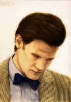 Doctor Who Colour by Steve-Nice