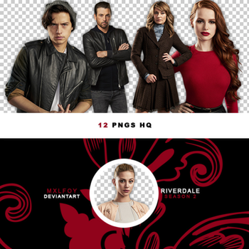 Pack png 146 // Riverdale (Promos Season 2) by mxlfoy