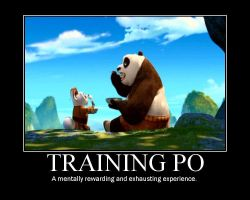Trainning Po by alvin938