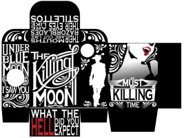 The Killing Moon Deck Box by AgarthanGuide