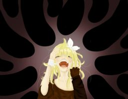 [Kagamine Rin]  Helplessness by Habrid