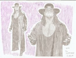 The Undead, Undertaker by eazy101