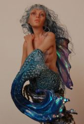 Mermaid Ida 1 by polymer-people