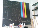 CMYK Finished - unframed by Drake-Rubicon