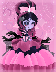 .:UK! Lady Muffet:. by PinkPrincessBlossom