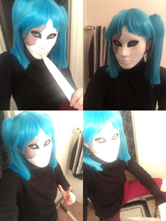 Sally Face Cosplay Photodump 2 (VIDEO) by SavannaEGoth
