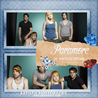 -Photopack Paramore 02 by SomeoneInTheForest