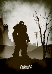Power Armor - Fallout 4 by MauroTch