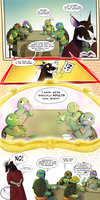 TMNT - Father perspective by Myrling
