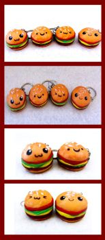 Baby Burguers by MSO-Hessai