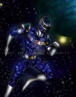 Power Rangers in Space (starlight ranger) by blueliberty