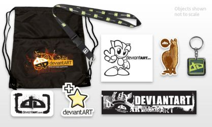 Accessory Pack by deviantWEAR