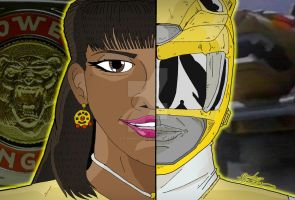 Power Rangers Duality - Aisha Campbell (Season 3) by OptimumBuster