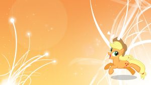MLP: FiM -  Applejack V4 by Unfiltered-N