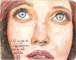RGD-Eesa 2nd page of portrait journal by The-Tinidril