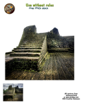 Old stone stairs - PNG by darkmoon1968
