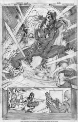 RAVAGER p.7 page 5 pencils by Cinar